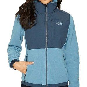 TNF Women's Denali 2 Jacket(Provincial/Ink Blue